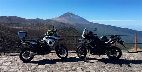 Motos en alquiler en la isla de Tenerife. Cientos de motos ...