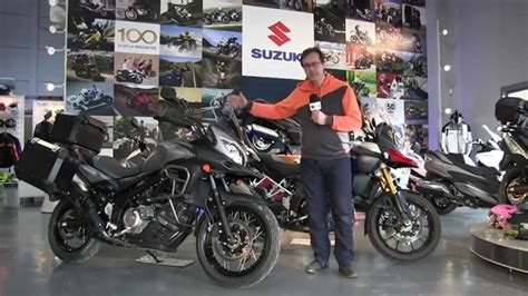 Motos Garage Tv : Intro Motos Desafio Gaditano. Suzuki V ...