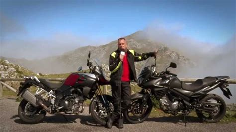 Motos Garage Tv : Suzuki V Strom 1000 Vs. V Strom 650 ...