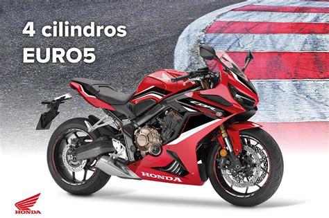 Motos Honda 2021: novedades para la CB650R, la CBR650 y la ...