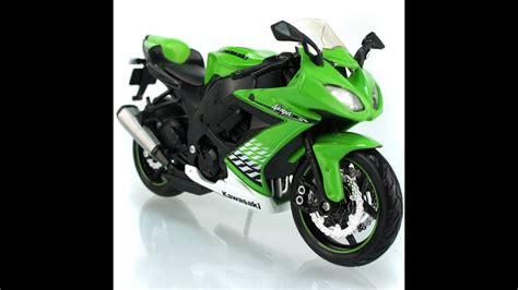Motos Kawasaki Juguetes Para Niños   YouTube