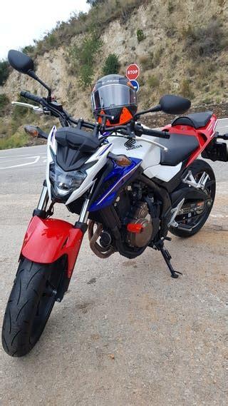 Motos Moto Honda CB 500 de segunda mano en Barcelona en ...