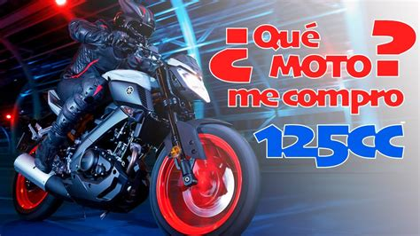 MOTOS TOP 125cc 2020 ¿Qué moto me compro?   YouTube