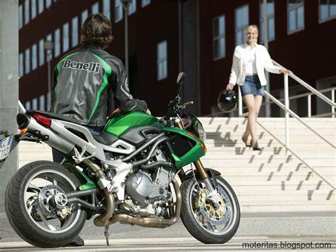 Motos y mujeres resolución HD: Moto Benelli TNT 1130