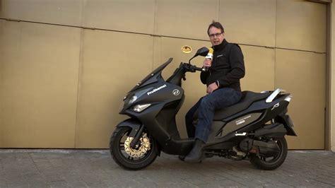 Motosx1000: Prueba Daelim S3 125Fi   YouTube