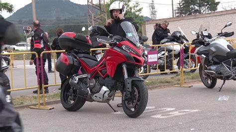 Motosx1000 : Rider 1000 2016 con la Ducati MultiStrada ...