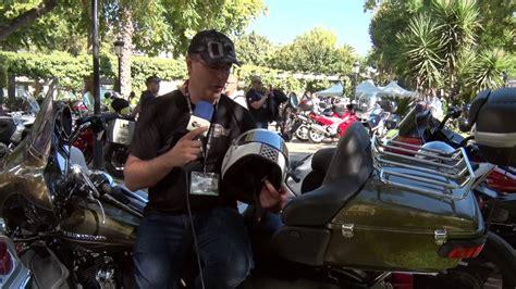 Motosx1000: Test casco Premier Trophy   YouTube