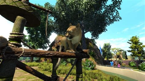 Mountain Lion | Zoo Tycoon Wiki | FANDOM powered by Wikia