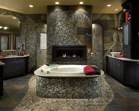 Mountain Retreat   Contemporary   Bathroom   phoenix   by ...