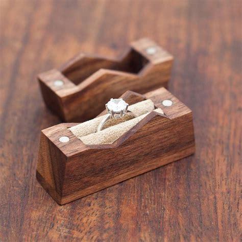 Mountain ring box. Cute. X | Шкатулка, Дизайн изделий из ...