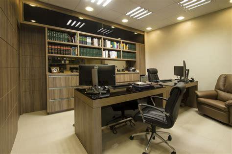 Móveis para escritório   Decoração de escritório de ...