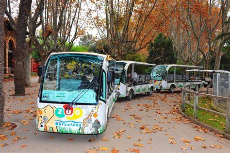 Moventia | Trenecito del Zoo de Barcelona