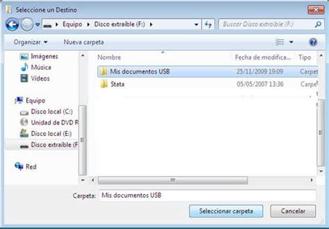 Mover Mis documentos a otra partición en Windows 7   CCM