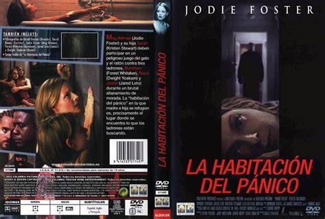 Movie La Habitación del Pánico  Español Latino    Identi