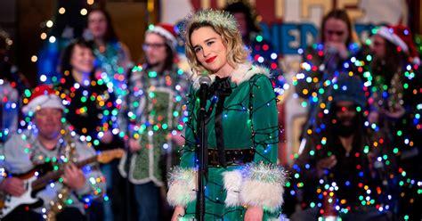 Movie Review: Last Christmas, Starring Emilia Clarke