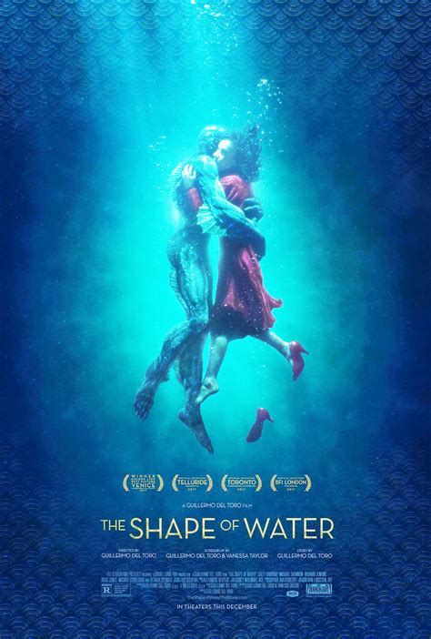 Movie Review: The Shape of Water.   Deluxe Video Online