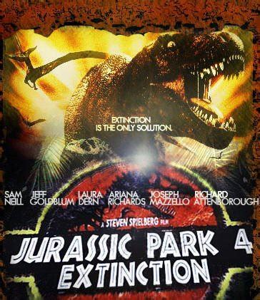 Movies And Tv Shows Review And Preview..: Jurassic Park 4 ...