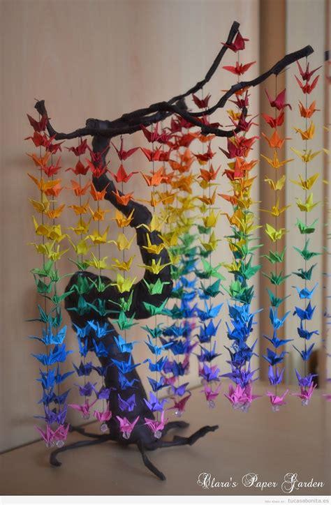 Moviles de papel DIY para colgar y decorar tu casa 2 ...