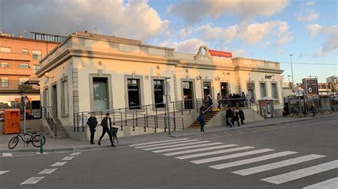 Movilización contra la demolición de una de las estaciones ...