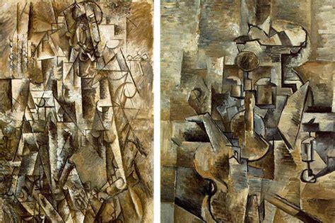 Movimentos Artísticos no Século XX   Cubismo