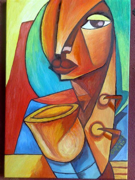 MOVIMIENTO ARTISTICO 1A: Cubismo