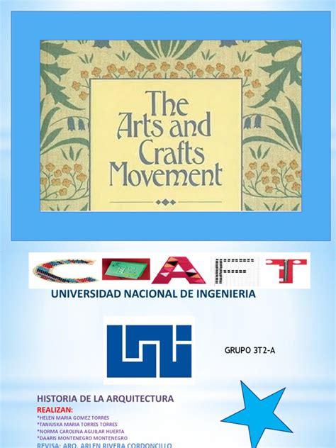 Movimiento Arts. and Crafts | William Morris | Movimiento ...