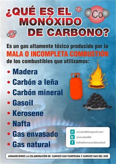 Móxido de Carbono | Municipio de Bahía Blanca
