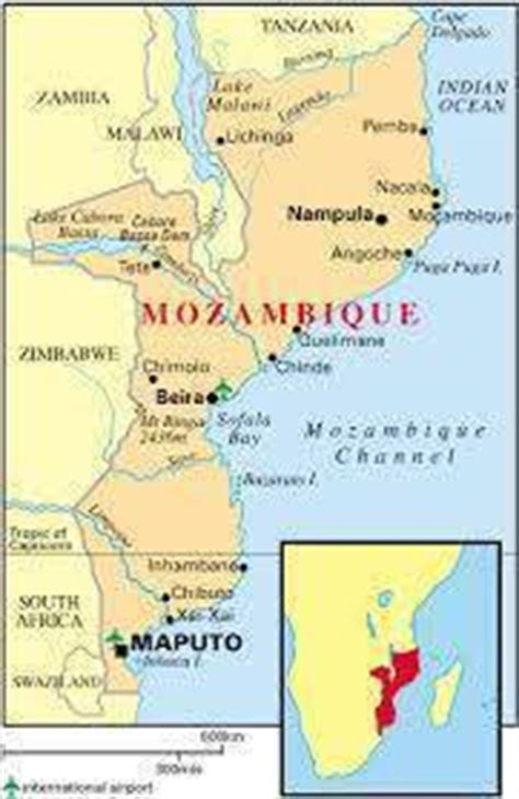 Mozambique   EcuRed