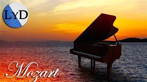 Mozart Música Clásica Relajante de Piano para Estudiar y ...