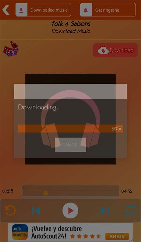 Mp3 Descargar música 1.3.9.3   Descargar para Android APK ...