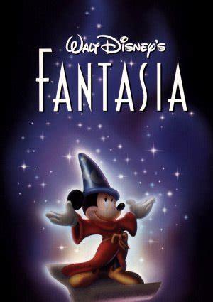 Mr. Movie: Disney's Fantasia  1940 movie review