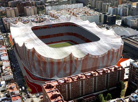 mrpr arquitectos: concurso AMPLIACIÓN ESTADIO SEVILLA FC ...