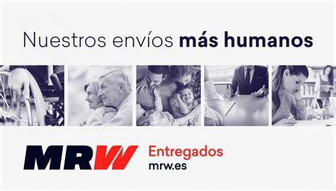 MRW partner del Banc dels Aliments para la campaña  la fam ...