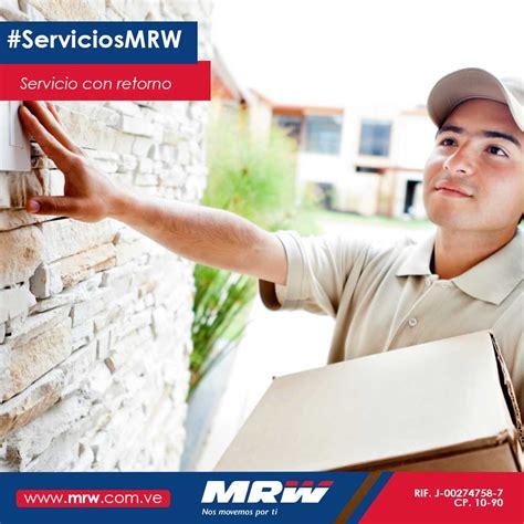 MRW Venezuela  @MRW_Vzla  | Twitter