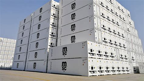 MSC Adds Over 5,000 Star Cool CA Units to Further Expand ...