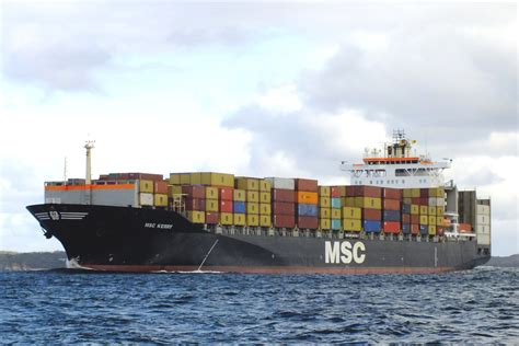 MSC KERRY   9062960   CONTAINER SHIP   Maritime Connector.com