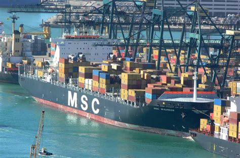 MSC SHIPPING COMPANY CONTAINER TRACKING   Wroc?awski ...
