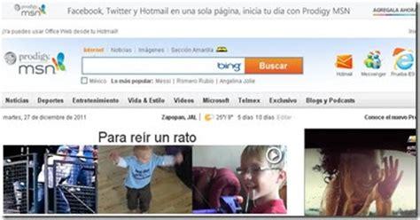 MSN.com.mx en español latinoamerica | 2014 Mejores paginas ...
