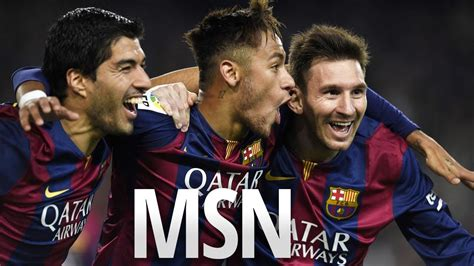 MSN Top 30 Goals Messi, Suarez, Neymar • 2014 / 2015 HD ...