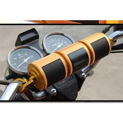 MT487 Motorcycle Bluetooth Handlebar Mount Speaker System ...