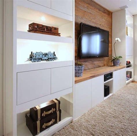 Mucho almacenaje living | Muebles para tv, Muebles sala ...