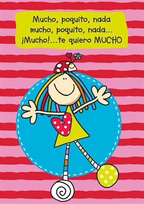 Muchoooooooo. Buenos dias | fulanitos | Pinterest | Frases ...