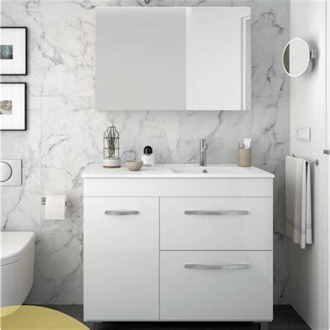 Mueble 100cm blanco SALGAR CADAQUES 26718   Comprar online ...