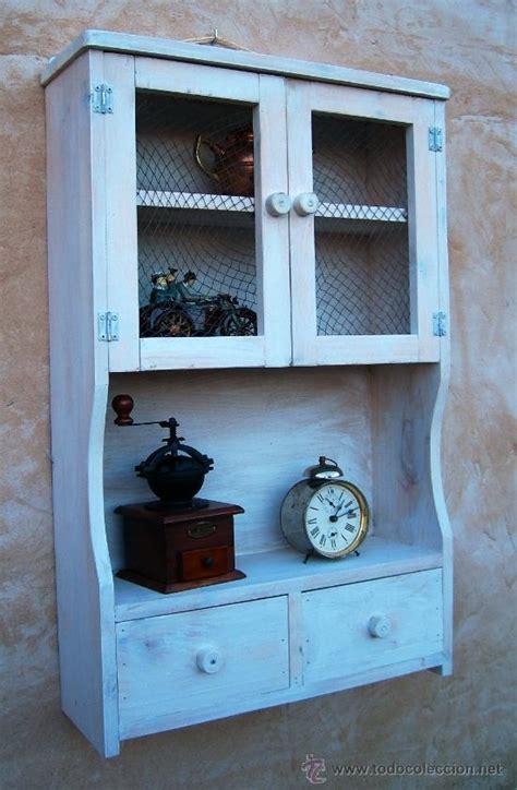 mueble alacena de madera , vintage ,,,mue365   Comprar ...