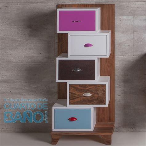 Mueble aux de baño VINTAGE zig zag ancho 60 Verrochio