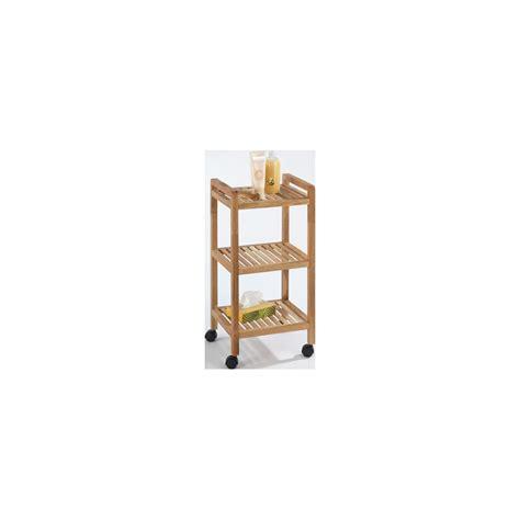 Mueble auxiliar baño wenko norway 3 con ruedas Precio. Las ...