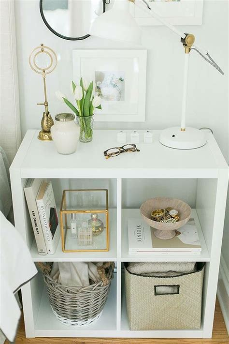 Mueble auxiliar con estilo y de Ikea | Decoración de unas ...