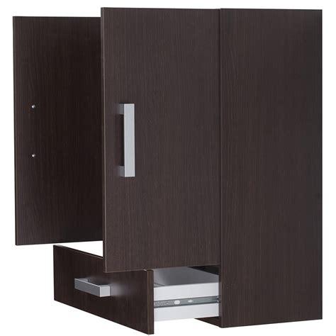 Mueble auxiliar de baño SERIE CAPACITY DE COLGAR 2 PUERTAS ...