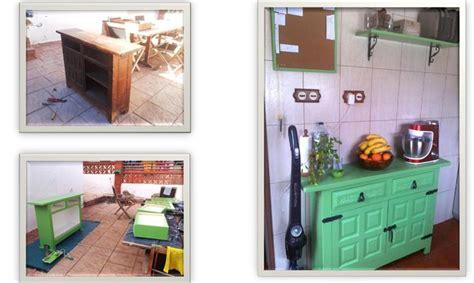 Mueble auxiliar de cocina estilo provenzal   Hogarmania