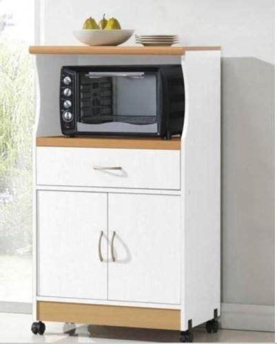 mueble auxiliar de cocina para microondas   Buscar con ...